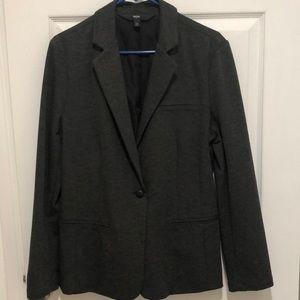 Mossimo dark heather grey blazer